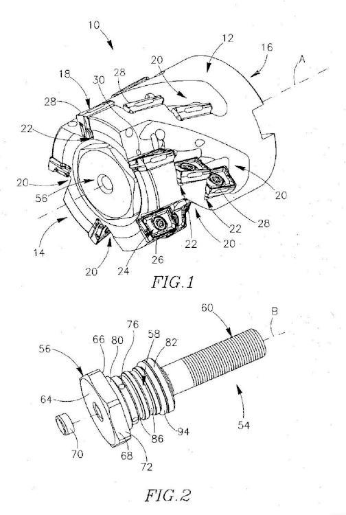 Herramienta de corte giratoria que tiene un mecanismo de refrigeración ajustable y método de refrigeración correspondiente.