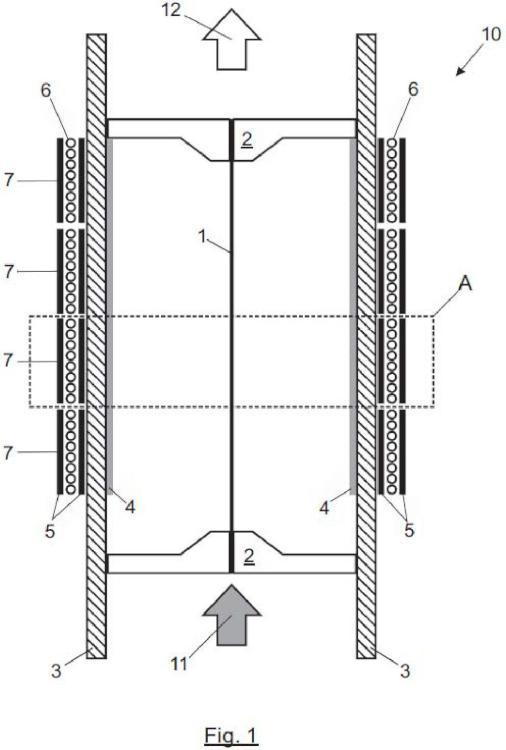 Precipitador electrostático autoregenerable y método de autoregeneración de precipitadores electrostáticos.