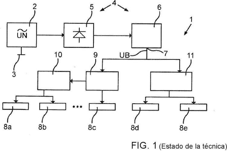 Aparato electrodoméstico con un modo de disponibilidad así como procedimiento para el funcionamiento de un aparato electrodoméstico de este tipo.