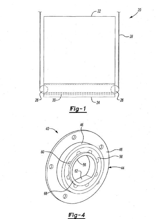 Conjunto de aislamiento de la vibración para un sistema de ascensor.