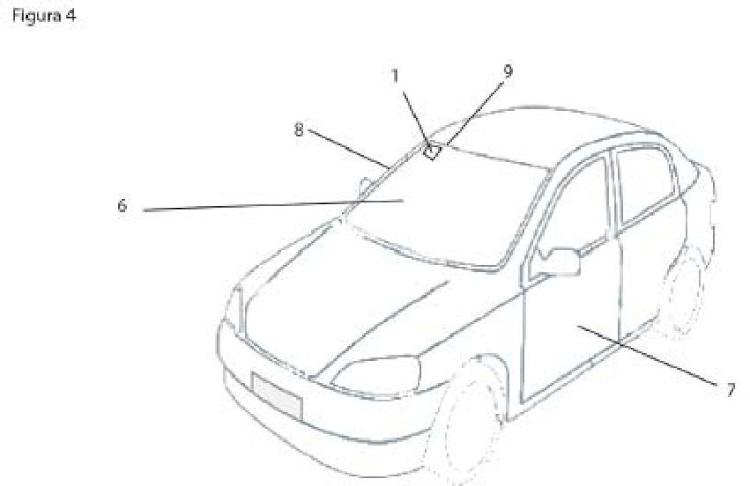 Adhesivo publicitario con código QR para colocar en vehículos y proporcionar información a su conductor.