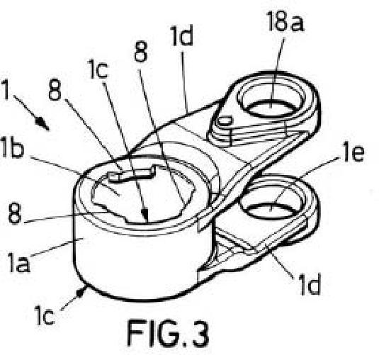 Dispositivo de amortiguación radial de oscilaciones de un grupo oscilante de una máquina de lavado, dispositivo de articulación y máquina de lavado que comprenden el dispositivo de amortiguación.