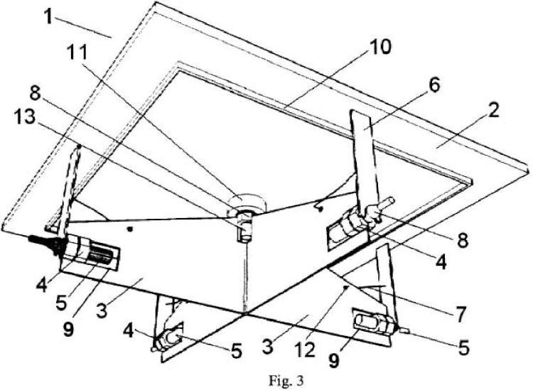 Dispositivo para sellado de arquetas, útil para el montaje del dispositivo y procedimiento para su montaje.