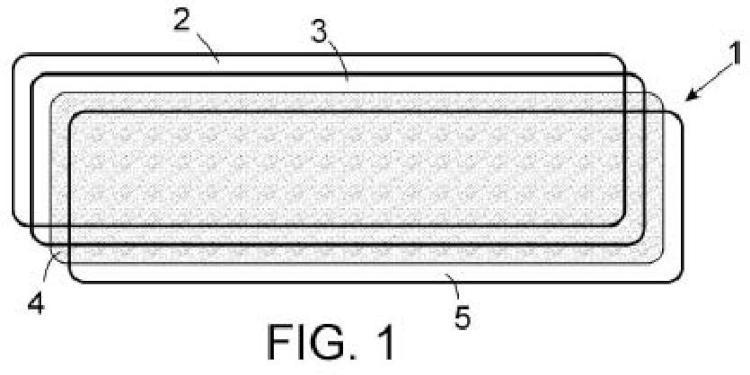 Procedimiento para la fabricación de placas reflexivas, y placa obtenida.