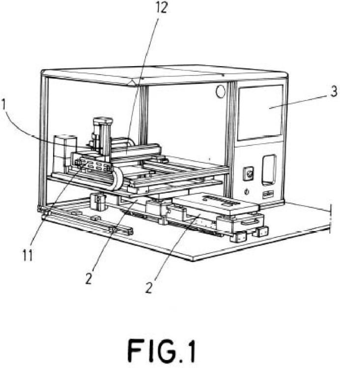 Dispositivo y procedimiento de inserción de elementos en cajas de fusibles.