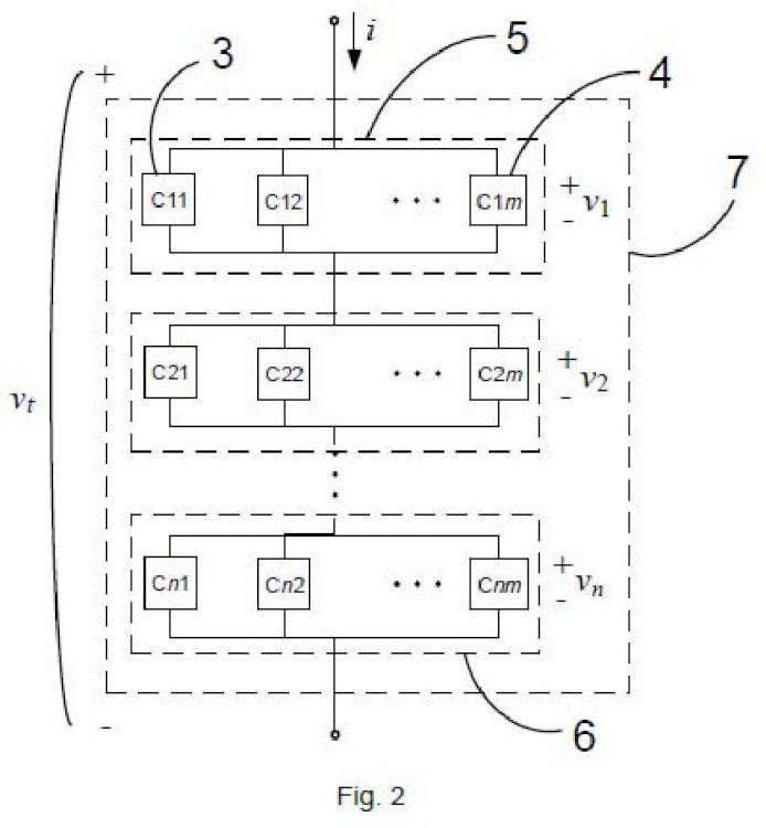 Estructura y método de fabricación de módulos de celdas de baja tensión para mejora de la vida útil de las mismas.