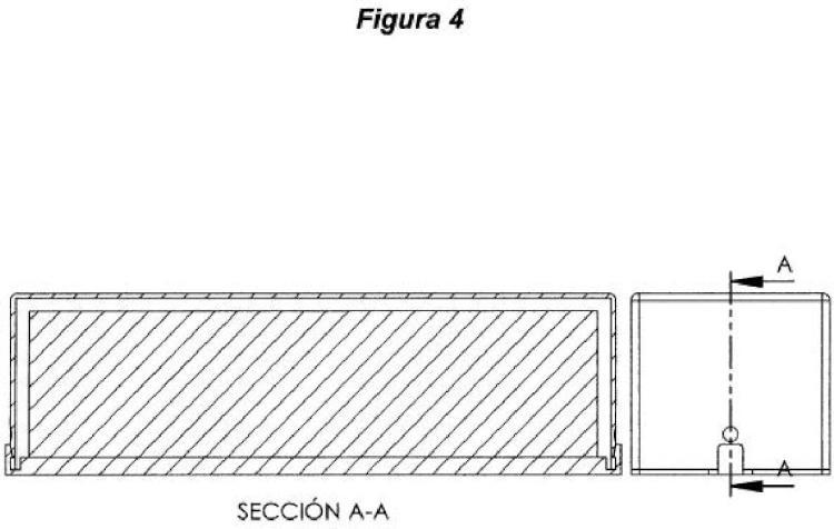 Ilustración 4 de la Galería de ilustraciones de Recipiente contenedor para barra de helado al corte