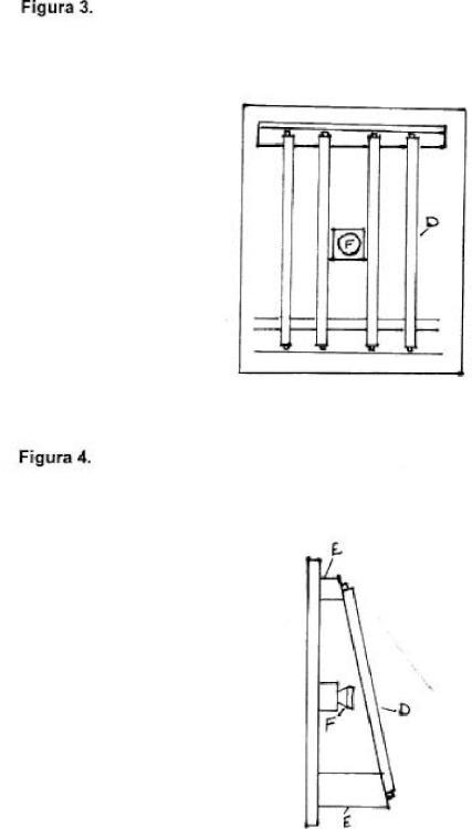 Negatoscopio ecológico con paralex.