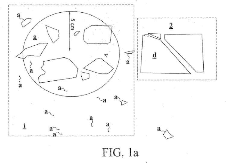 Artículos de vidrio reforzado y métodos para su elaboración.