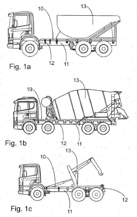 Vehículo de transporte con un dispositivo de bloqueo.