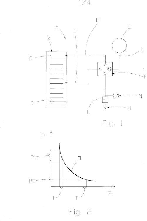 Sistema con colchón inflable y método para sostener un paciente con dicho sistema.