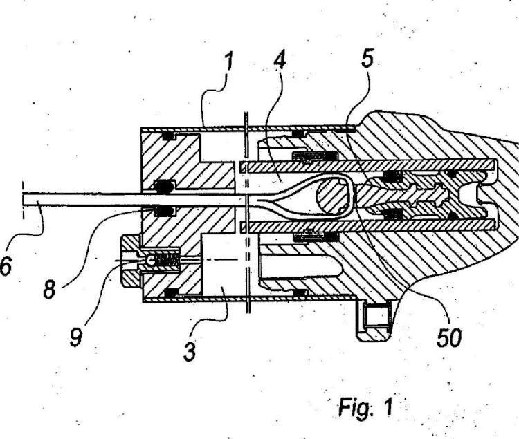 Fusil neumático para pesca submarina y procedimiento de carga y disparo de dicho fusil.