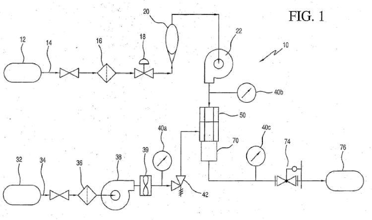 Aparato, sistema y procedimiento para emulsionar aceite y agua.