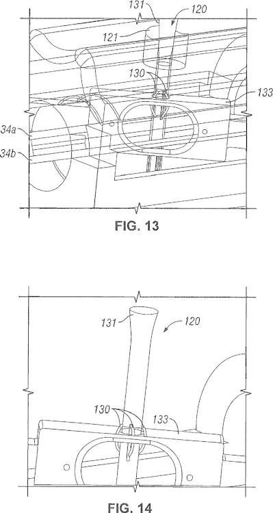 Instrumento electroquirúrgico articulable con un accionador de articulación estabilizable.