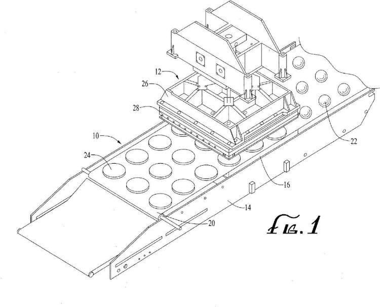Conjunto de placa de presión de vacío y método de ajuste.