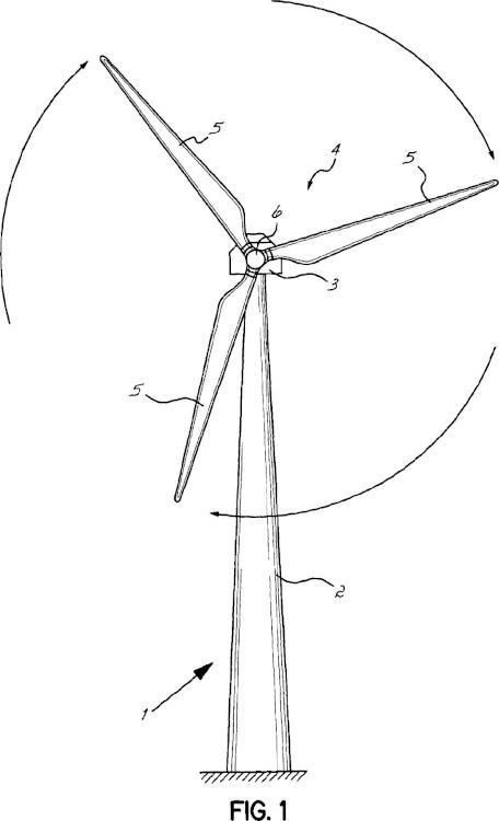 Aparato y método de retirada de rodamiento de pala de turbina eólica.