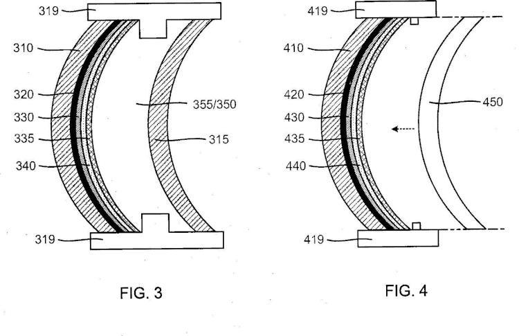 Método para fabricar lentes oftálmicas polarizadas.