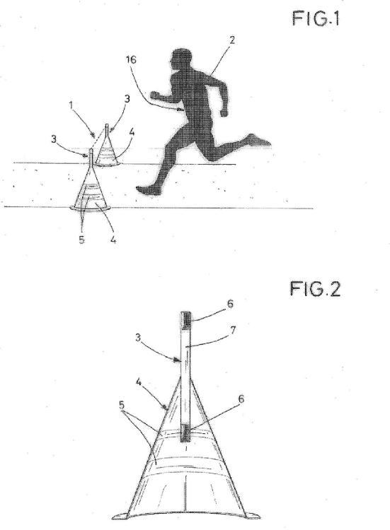 Sistema para detectar la posición de un objeto.