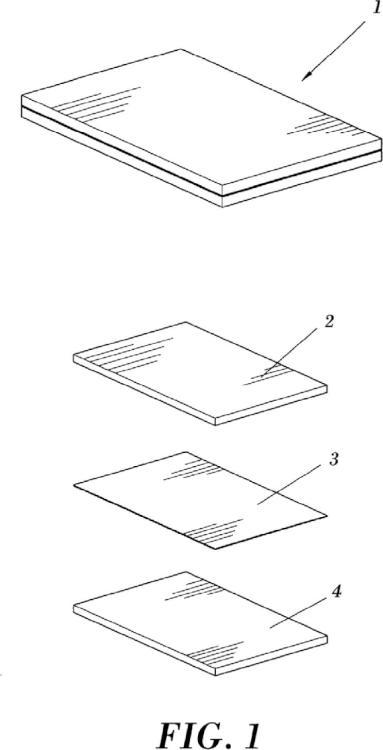 Pastilla y dispositivo para la evaporación de sustancias volátiles.