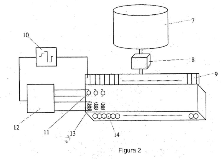 Dispositivo de impresión por chorro de tinta de una composición de barniz para sustrato impreso.