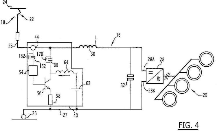 Dispositivo de compensación activo de corrientes armónicas.