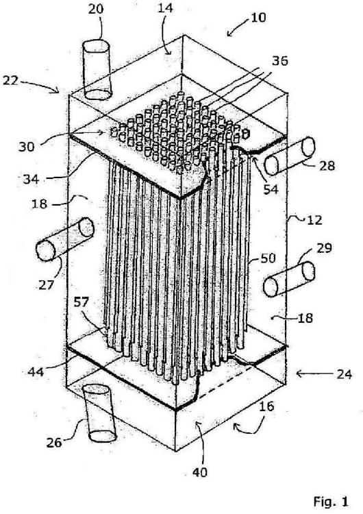 Evaporador por termosifón.