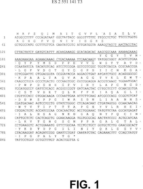 Polipéptidos derivados de Thermoascus crustaceus con actividad de aumento celulolítico y polinucleótidos que codifican los mismos.