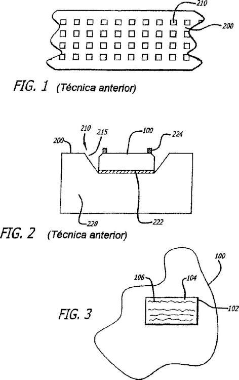 Método para la fabricación de etiquetas de RFID.