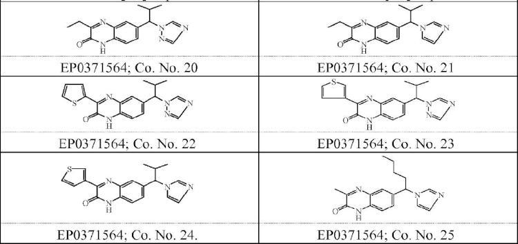 2-Quinolinonas y 2-quinoxalinonas 6-sustituidas como inhibidores de poli(ADP-ribosa) polimerasa.