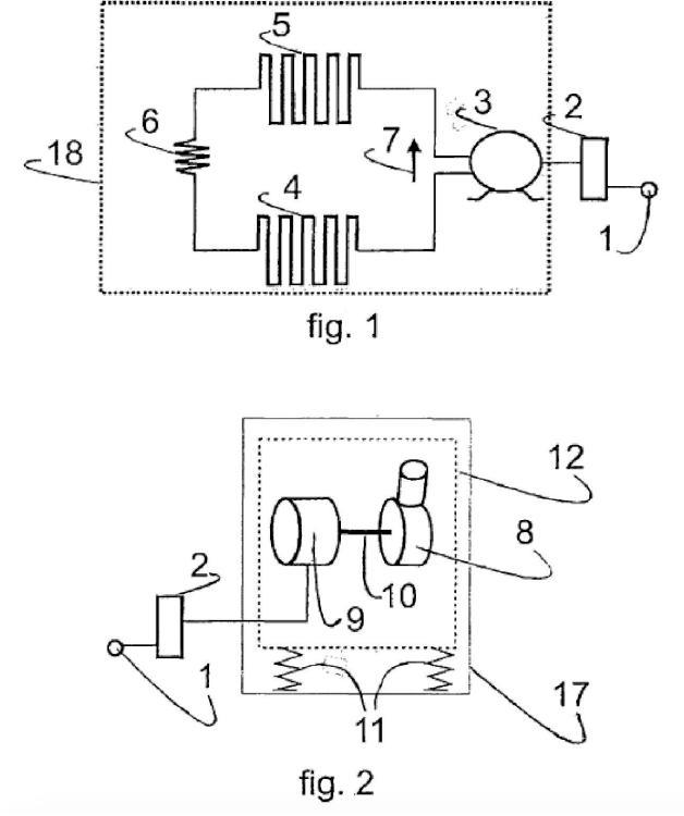 sistema y procedimiento de control para compresores