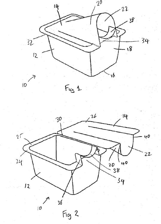Ilustración 1 de la Galería de ilustraciones de Un orinal de pasta moldeada