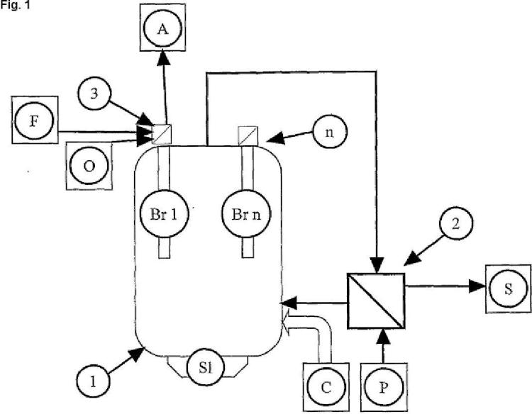 Método y equipo para producir gas de síntesis.