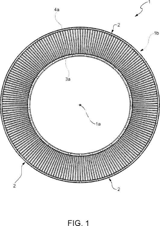 Motor de turbina de gas para motor de avión.