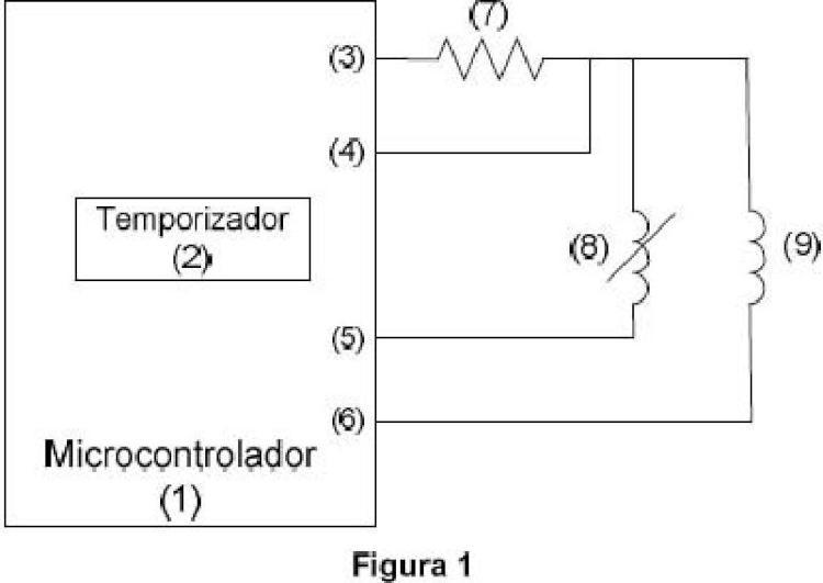 CIRCUITO Y MÉTODO PARA MEDIR SENSORES INDUCTIVOS MEDIANTE UN MICROCONTROLADOR.