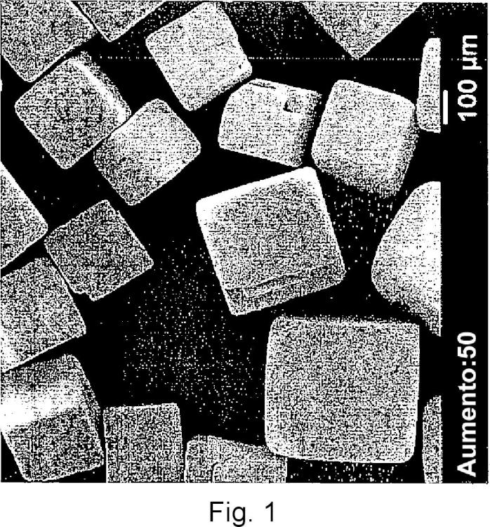 Método para producir una composición de sal baja en sodio.
