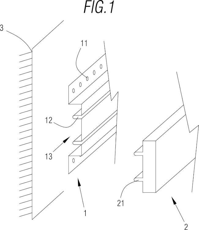 Sistema de recubrimiento de fachadas.