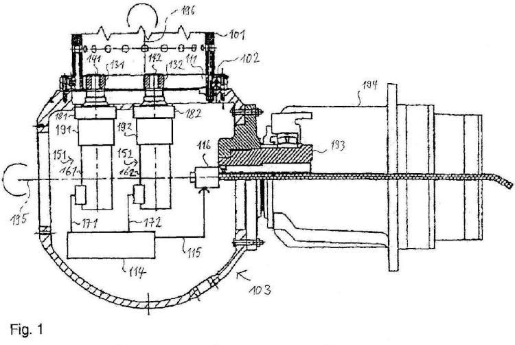 Dispositivo para el ajuste de una pala de rotor, convertidor de energía eólica y método para ajustar una pala de rotor.