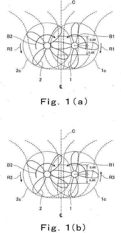 Estructura de popa de buque.