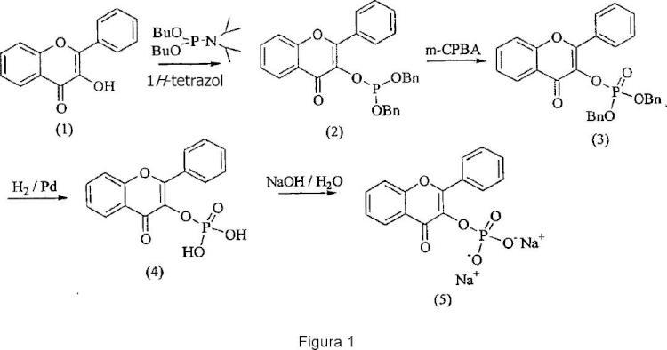 Compuestos flavonoides y usos de los mismos.
