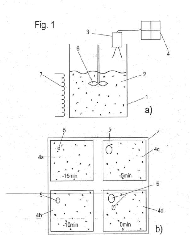 Procedimiento y dispositivo de maceración.