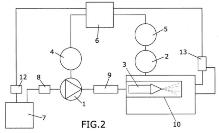 Quemador modulante para combustibles líquidos y caldera modulante.
