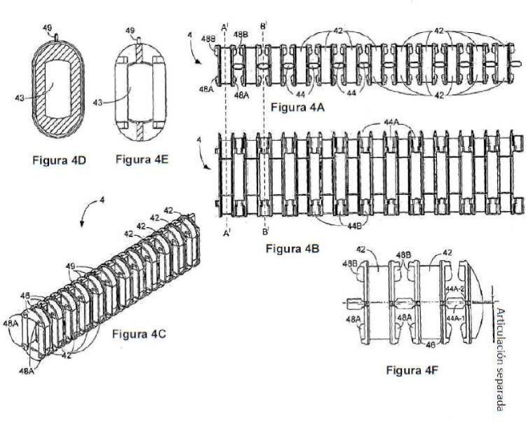 Ilustración 4 de la Galería de ilustraciones de Disposición flexible de sensor de corriente