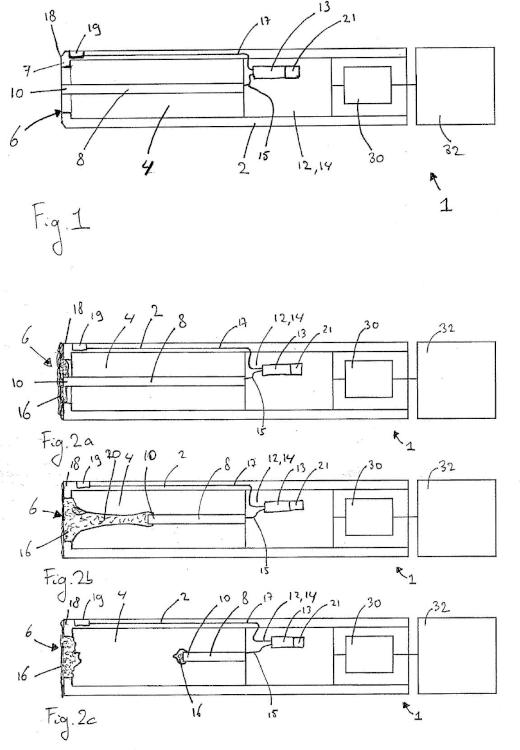Dispositivo y método para la determinación de la propiedad reológica del moco.