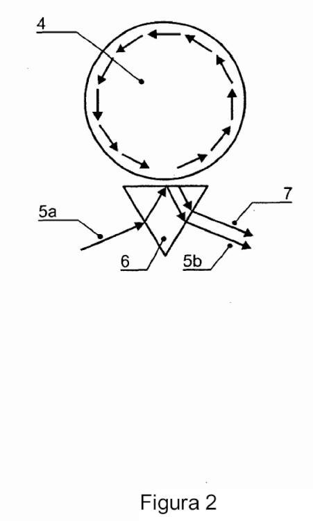 Procedimiento para la generación de ondas portadoras electromagnéticas del orden de terahercios.