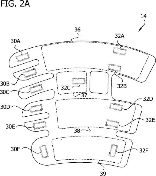 Ilustración 2 de la Galería de ilustraciones de Monitorización del cumplimiento mediante el uso de la detección del llenado de nuevo de las venas