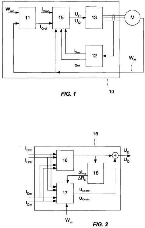 Procedimiento de ajuste de parámetros de un motor eléctrico y variador de velocidad que utiliza dicho procedimiento.