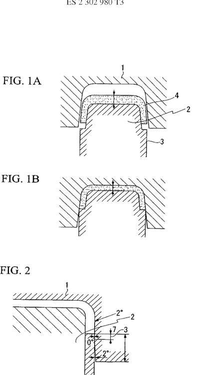 Procedimientos para la producción de material compuesto reforzado con fibras.