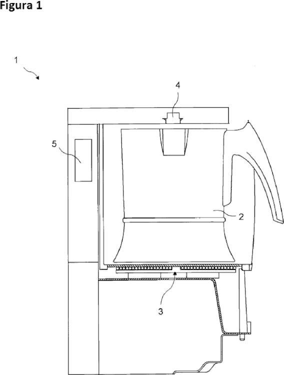 Máquina de café y procedimiento de control.