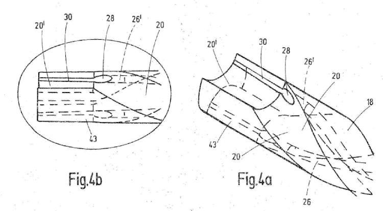 Procedimiento para la fabricación de un útil de taladrado para máquinas-herramienta.