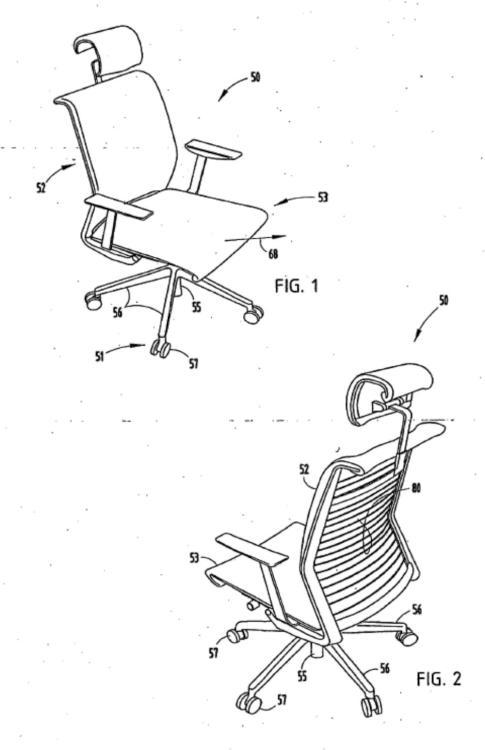 Superficie confortable para asiento.